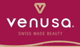 Venusa - SHR Dauerhafte Haarentfernung